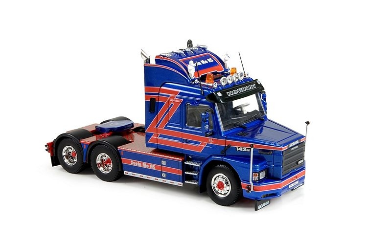 Scania 3-serie Torpedo 6x2  Mo Svein AS