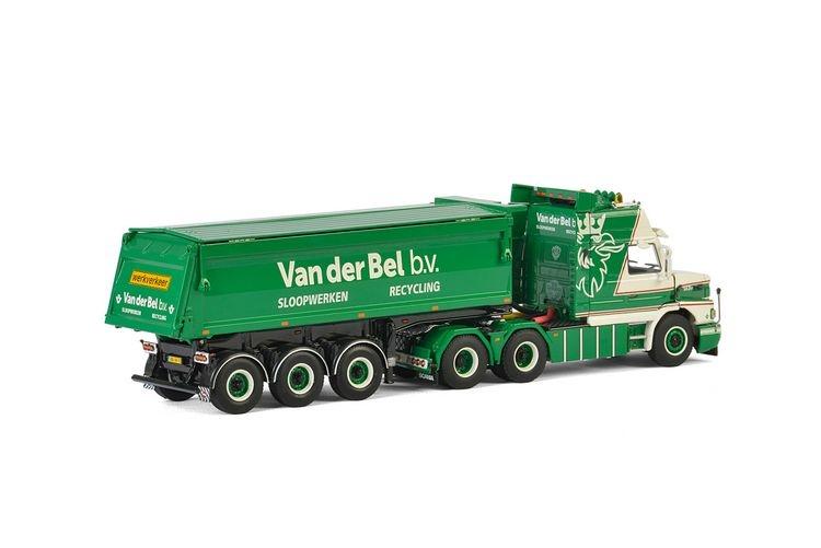 Scania 3 Serie Torpedo  Tipper  Van der Bel