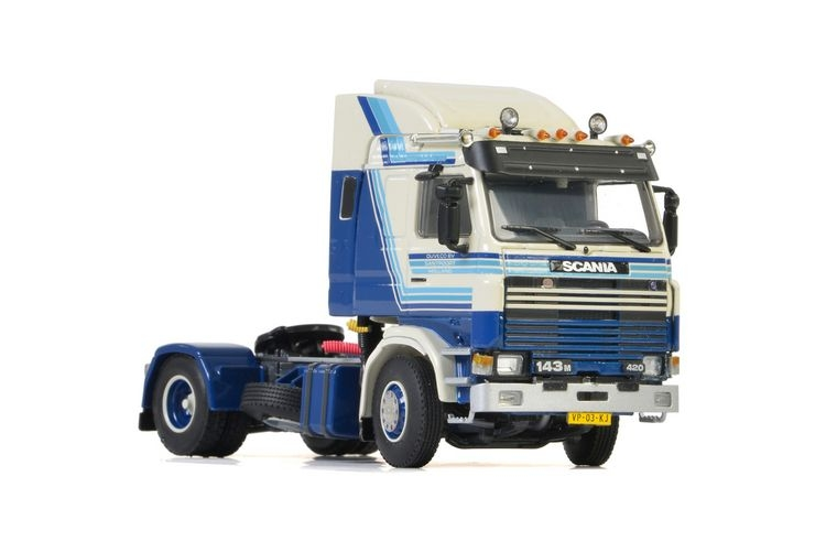 Scania 3 Series 4x2 Duveco