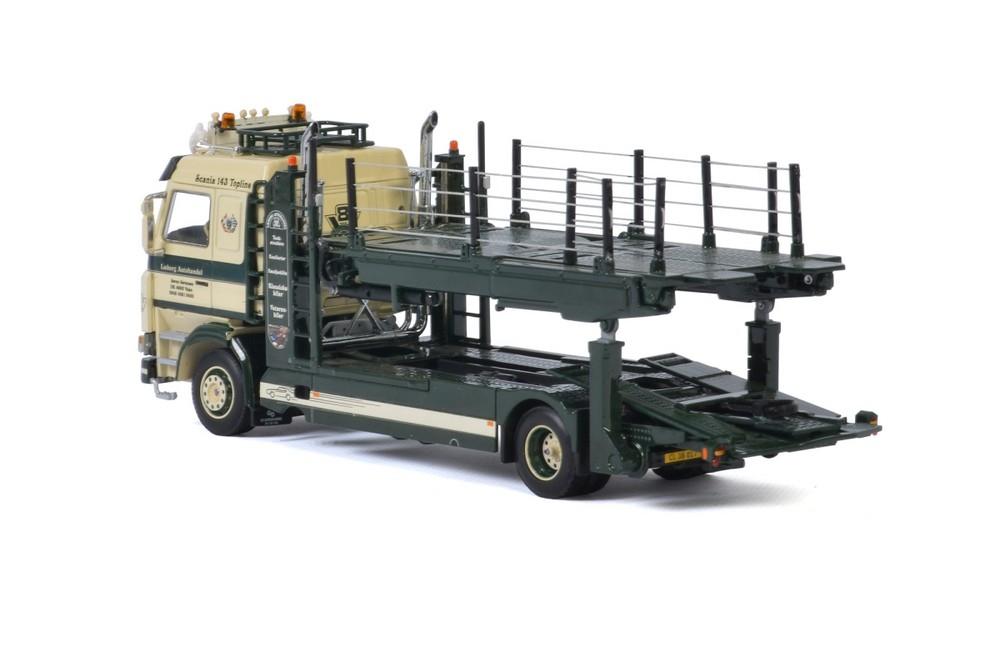 Scania 3 Series  Car Transporter Laeborg Autohandel