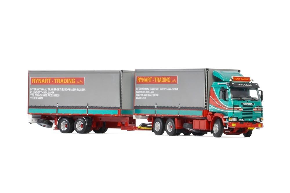 Scania 3 Series  Combi  Rynart Trading