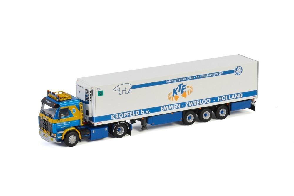 Scania 3 Series  Reefer Trailer Kropfeld