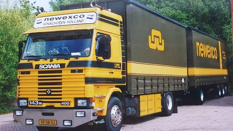 Scania 3 Series Riged Combi Box   Newexco