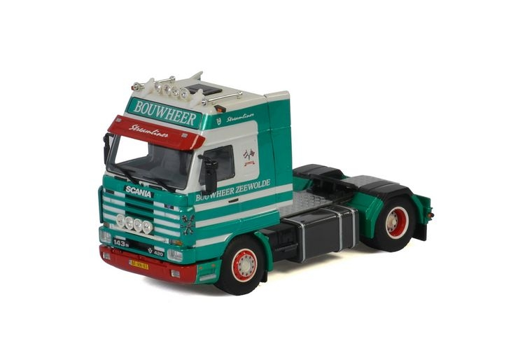 Scania 3 Series Streamline Bouwheer