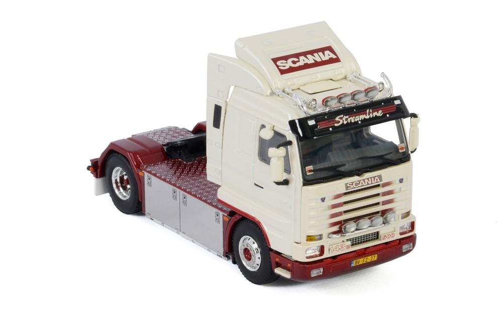 Scania 3 Series Streamline v2  Kastelijn