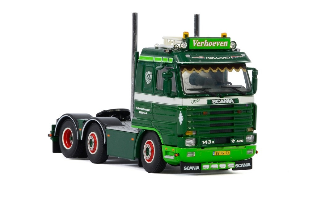 Scania 3 Series Streamline Verhoeven Transport