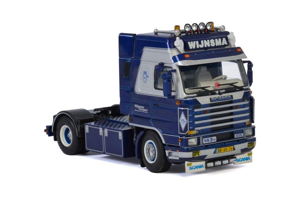 Scania 3 Series Streamline  Wijnsma