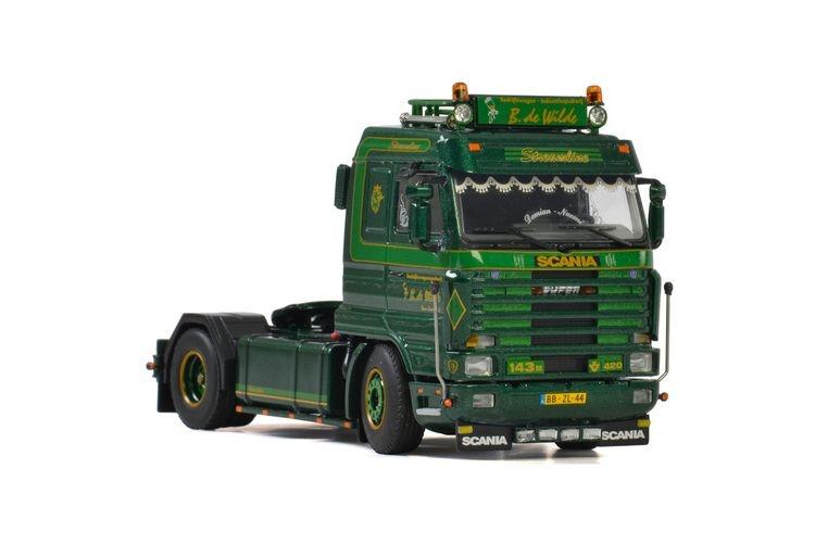Scania 3 Streamline B. de Wilde