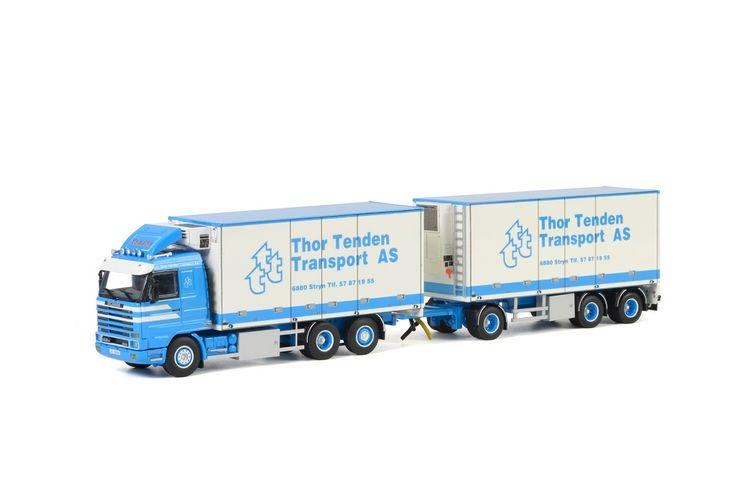 Scania 3 Streamline  Combi Tenden
