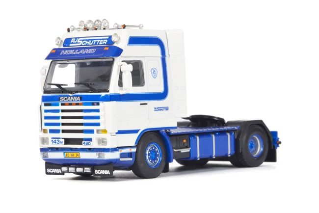 Scania 3 Streamline Estepe RJ Schutter