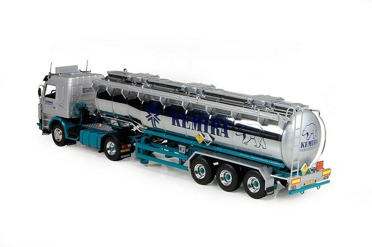 Scania 3er Serie Topline Tankauflieger Veen Kees IN T Kemira