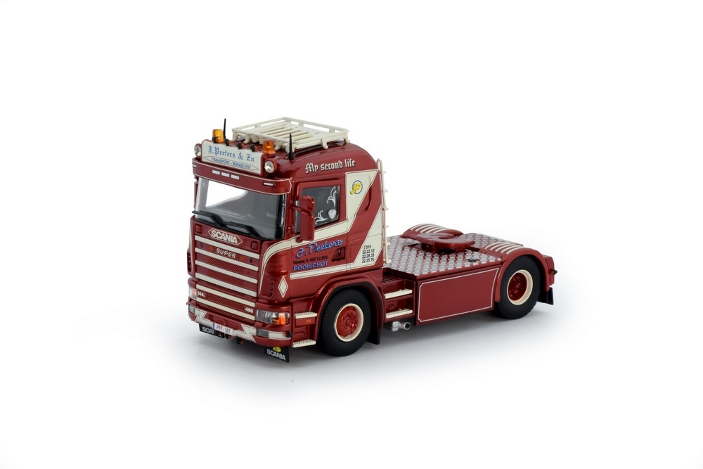 Scania 4-serie 4x2 Peeters