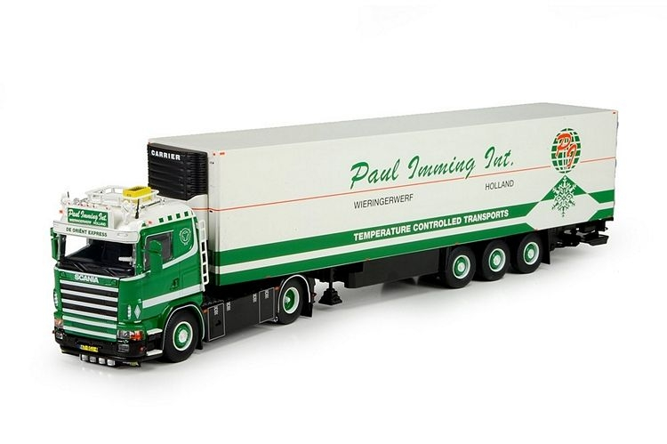 Scania 4 serie Low cabin Imming Paul