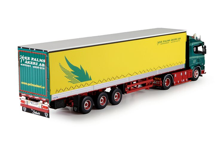 Scania 4 serie Low cabin  Palms