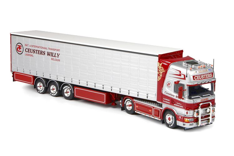Scania 4-serie Topline Ceusters Willy