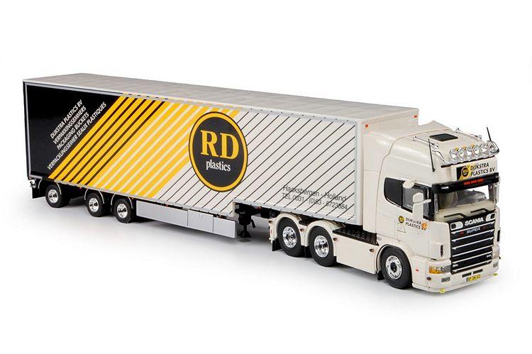Scania 4 serie Topline Dijkstra plastics