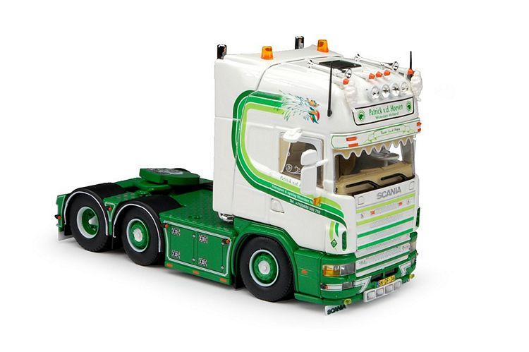 Scania 4 serie Topline Hoeven v.d Patrick