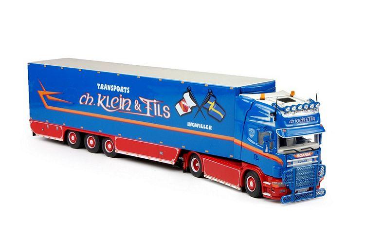 Scania 4 serie Topline  Klein & Fils