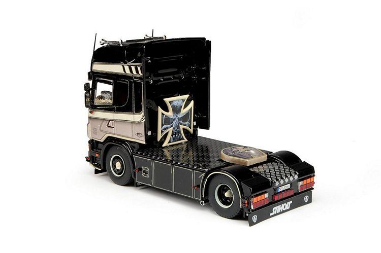 Scania 4-serie Topline LEX-US