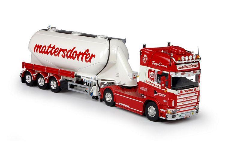 Scania 4-serie Topline  Mattersdorfer Transporte