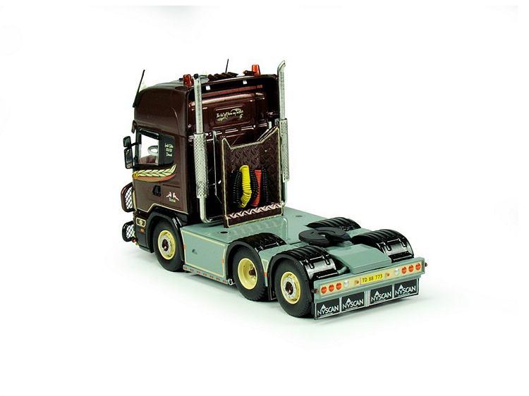Scania 4-serie Topline Nielsen, Kasper H