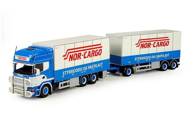 Scania 4 serie Topline Nor-Cargo