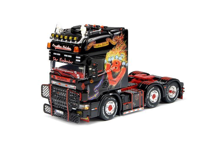 Scania 4-serie Topline Schulze Spedition