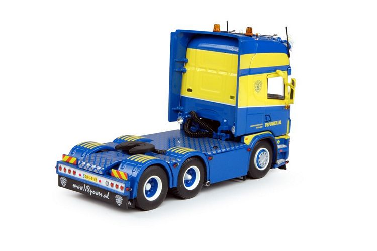 Scania 4-serie Topline V8 Power.nl