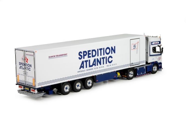 Scania 4 serie Topline zamac reefer Rasch Atlantic Transport