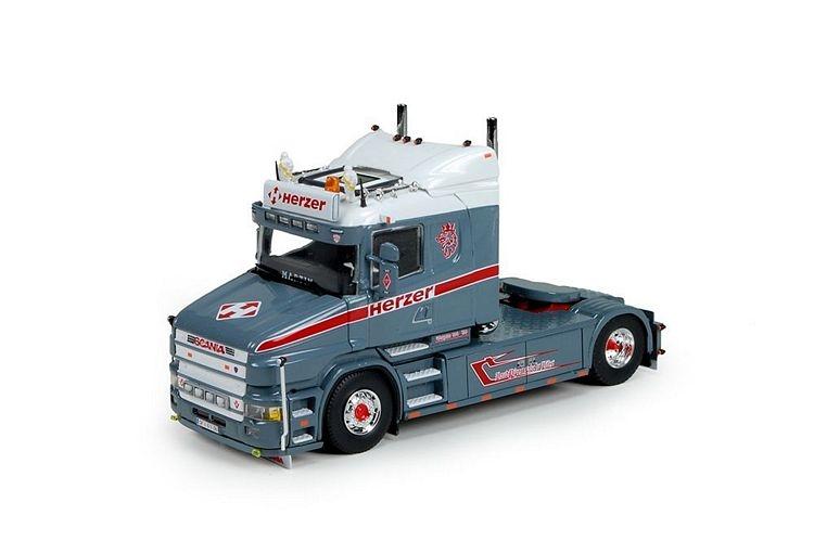 Scania 4 serie Torpedo 4x2 Herzer