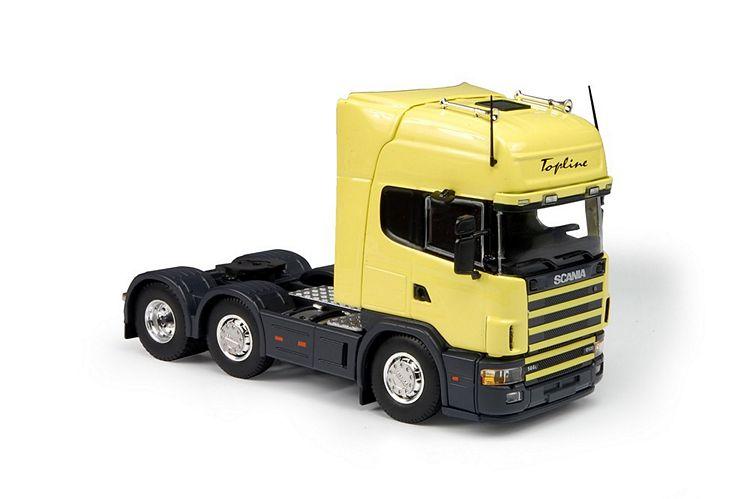 Scania 4er Topline  125 Jahre Scania