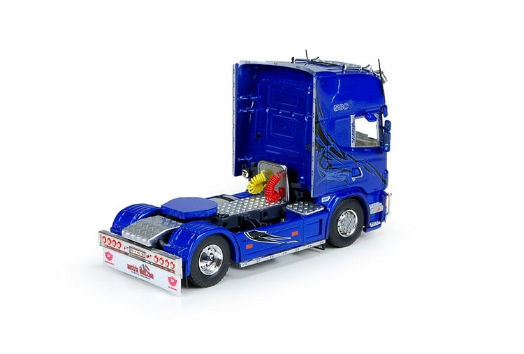 Scania 580  Blue Shark