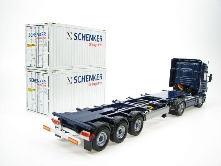Scania Containerzug Schenker