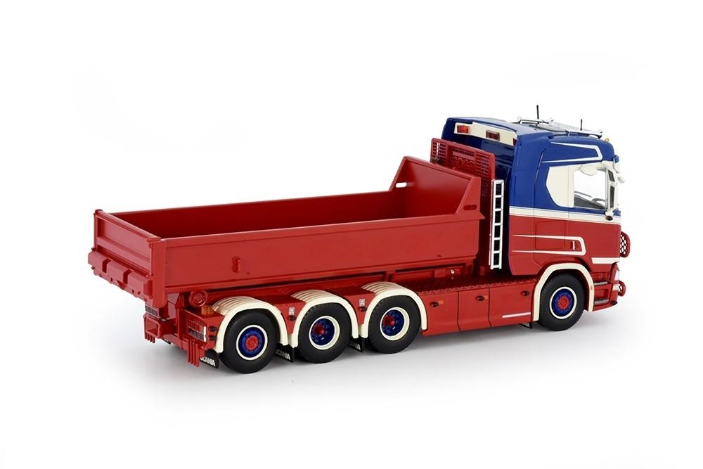 Scania CR20N Haakarm TBP