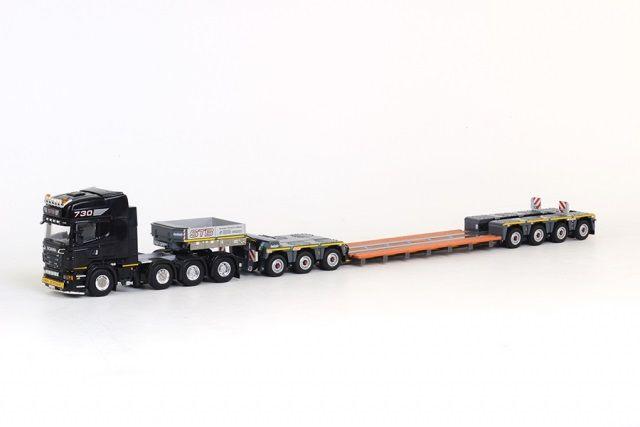 Scania EURO-PX 3+4 Van Lommel
