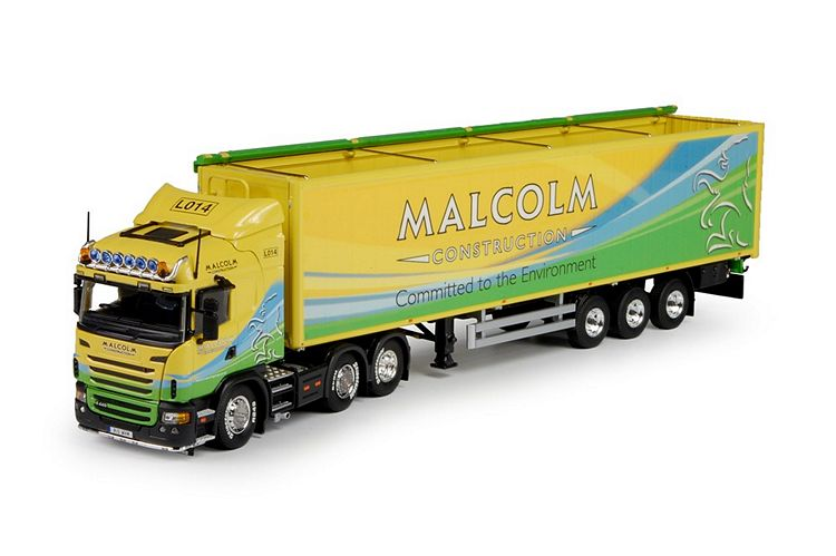 Scania G Highline  Malcolm W.H.