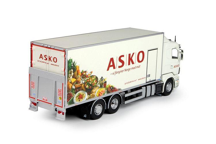 Scania G Lowline  Asko