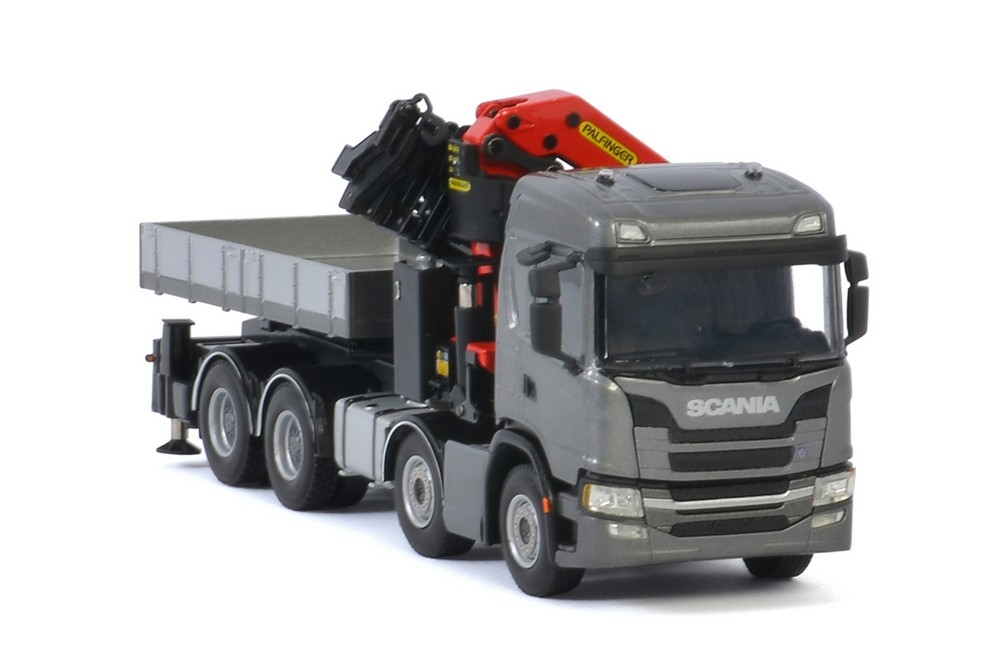 Scania G Normal CG17N 8X4 Palfinger PK 78002 SH Premium Line