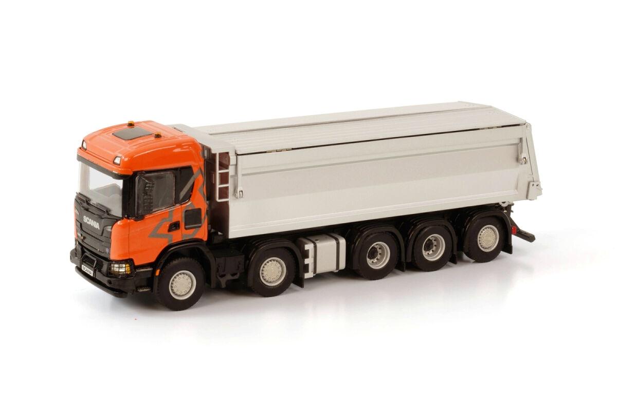Scania G Normal CG17N  Tipper   Premium Line