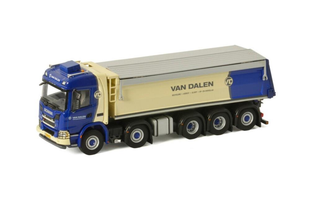 Scania G Normal CG17N Tipper  Van Dalen Sloop en Asbest BV
