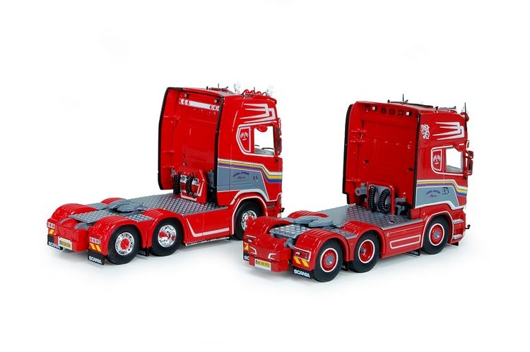Scania  Junker Henrik Set