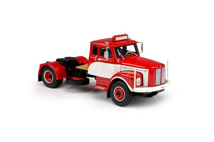 Scania L 110 Schlafkabine 4x2