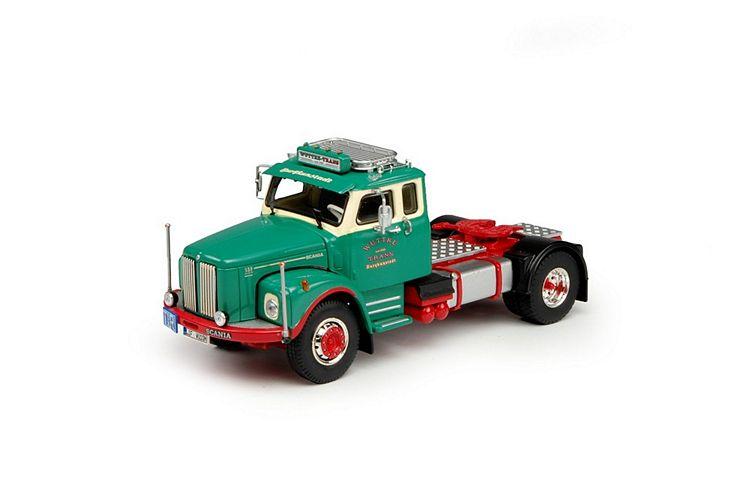 Scania L 110 Schlafkabine Wuttke