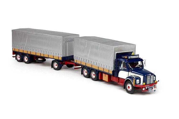 Scania L Bege Klassisk Verbeek, S.