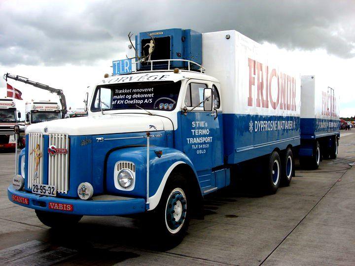 Scania L Bege Sties
