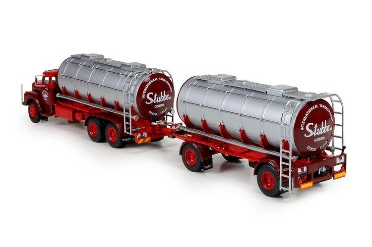 Scania L110  Tanktrailer Stubbe