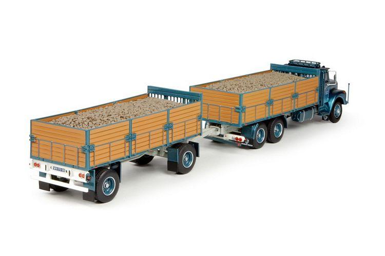 Scania L75 Combi  Ladegut Jong de Ant.