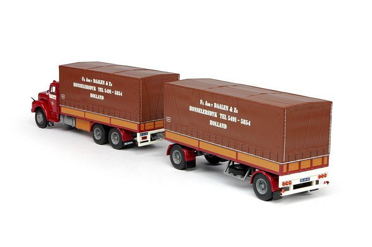 Scania L76 BeGe  Daalen van