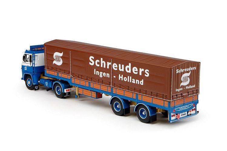 Scania LB76 Klassik Auflieger Schreuders