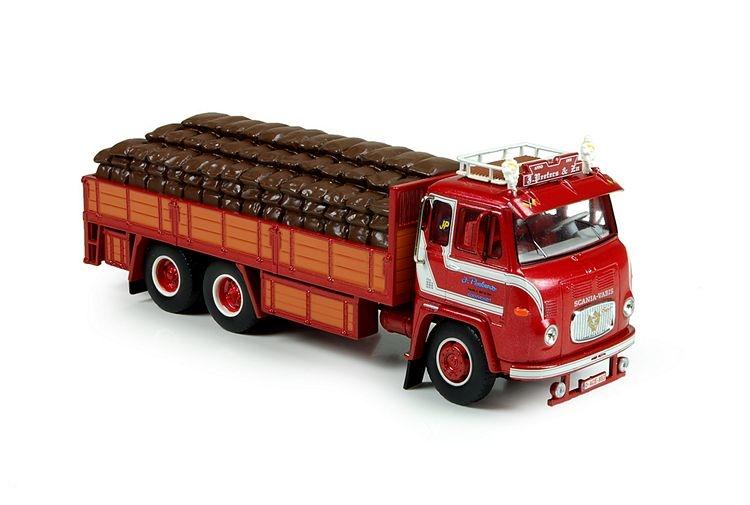 Scania LBS 76 rigid truck  Peeters